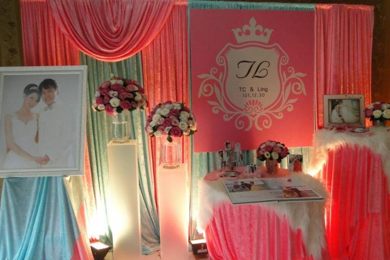 婚禮佈置,,,,, - 創意婚禮佈置 作品瀏覽