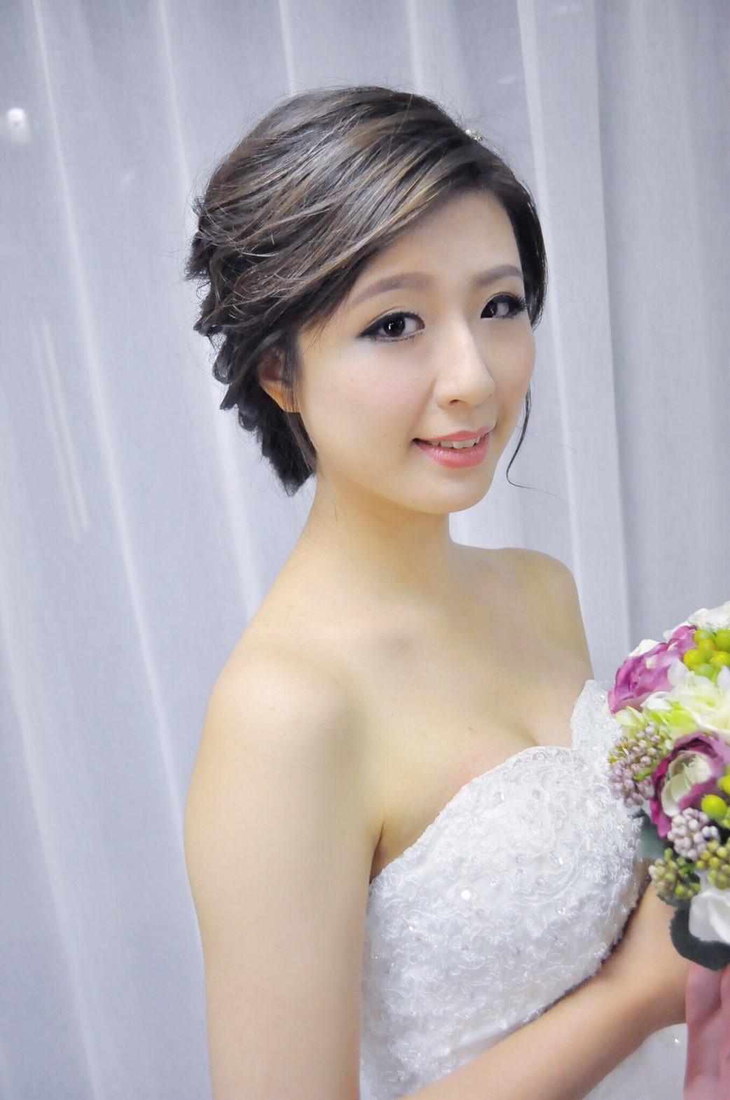 熱門造型師,新娘秘書,,,, - 朵果花嫁luluco 作品瀏覽
