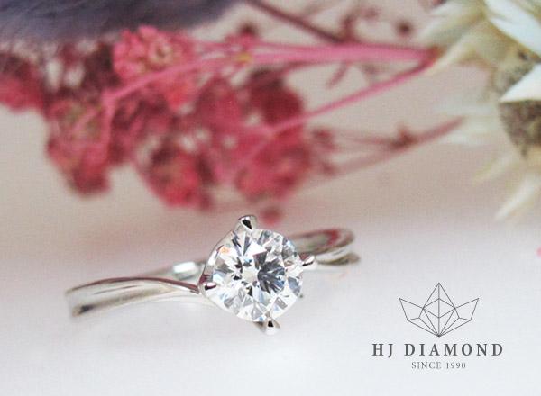 鑽石婚戒,,,,,,, - 台北輝記珠寶 作品瀏覽