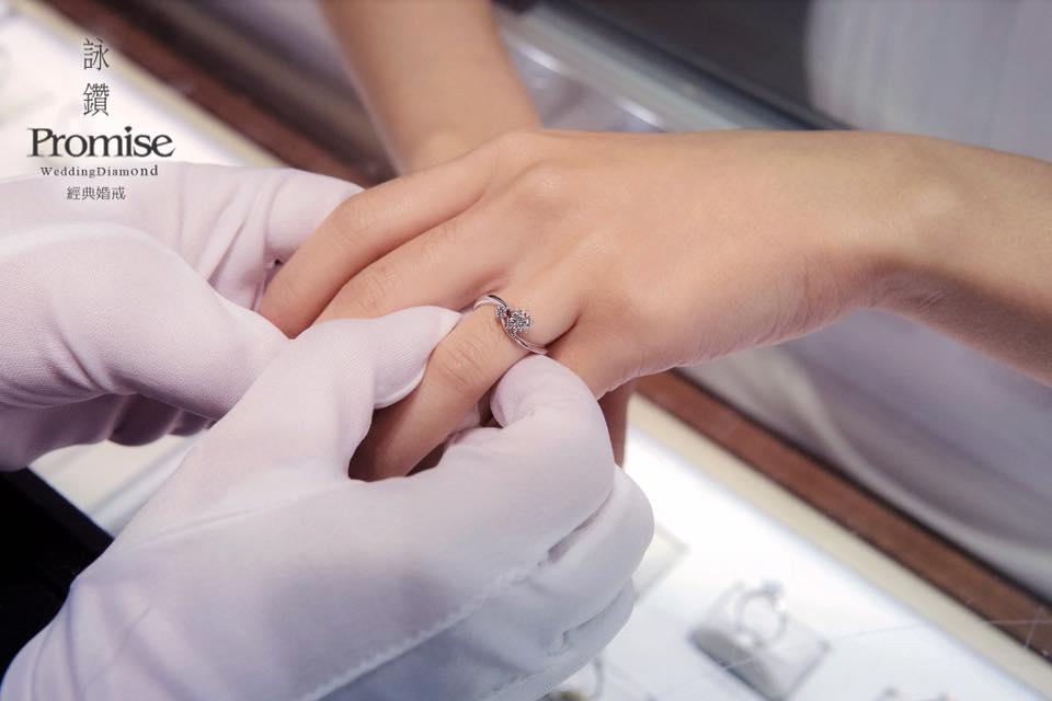 鑽石婚戒,,,,,,, - 詠鑽經典婚戒 作品瀏覽