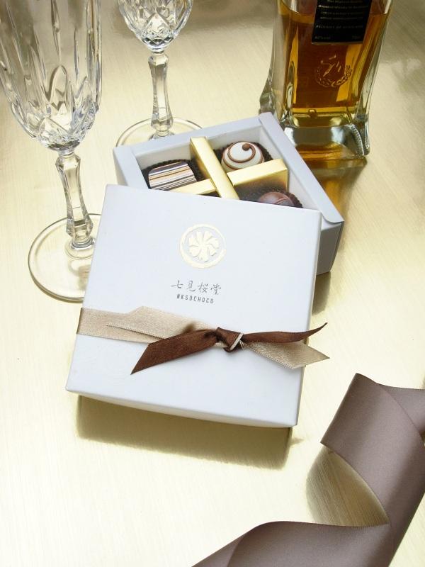 訂婚喜餅,婚禮商品,婚禮,小禮物,喜餅,喜糖 - 七見櫻堂手工巧克力 作品瀏覽